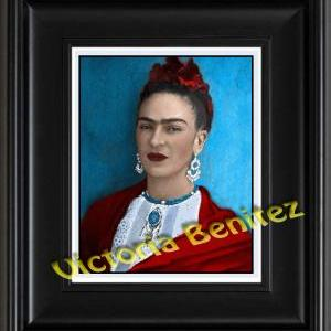 FRIDA KAHLO day of the dead BELLA d..